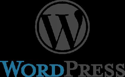 Logo von WordPress - dem CMS